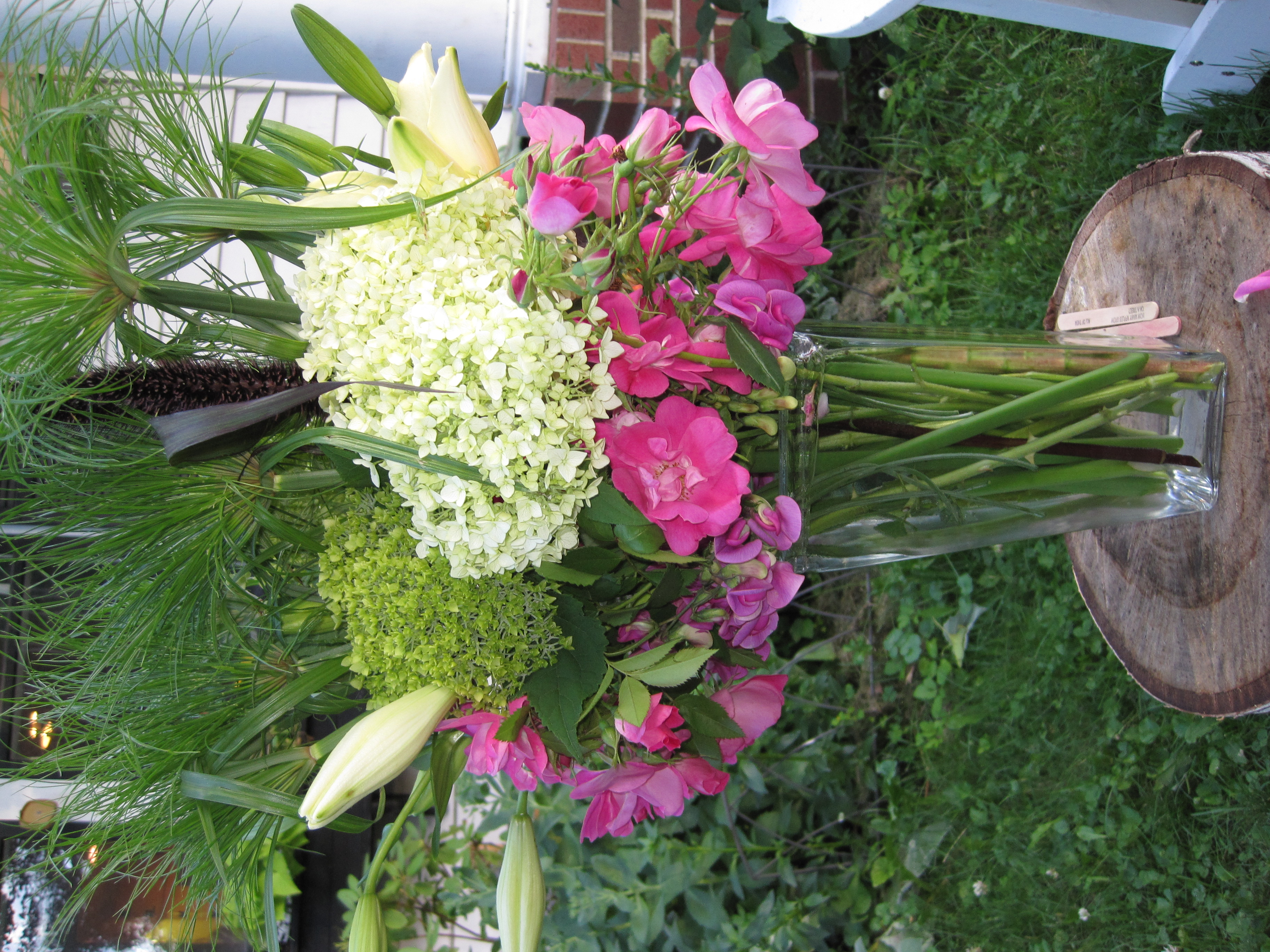 Flower Share Mels Green Garden