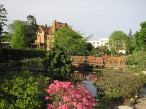 Allen Centennial Garden, Madison, Wisconsin