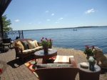 Fun job on Lake Monona